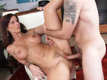 Syren De Mer in Seduced By A Cougar